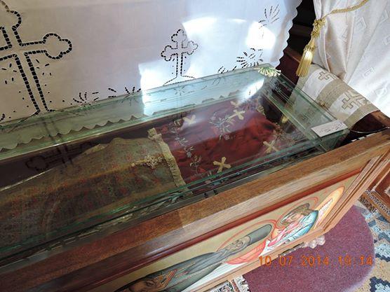 St Savvas of Kalymnos bogy
