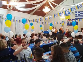 Our Annual Church Dance & Charity Event- A Success!