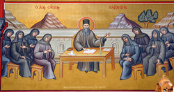 St Savvas of Kalymnos- the teacher