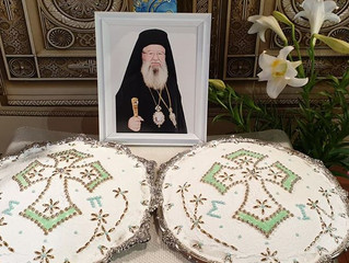 3 Year Memorial-His Eminence Chrysostom of Chersonysou (Greek Exarch of the Fromer Kyiv Patriarchate