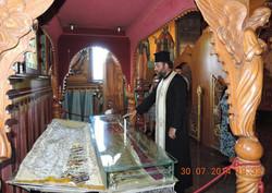 St Savvas of Kalymnos - Fr Savas
