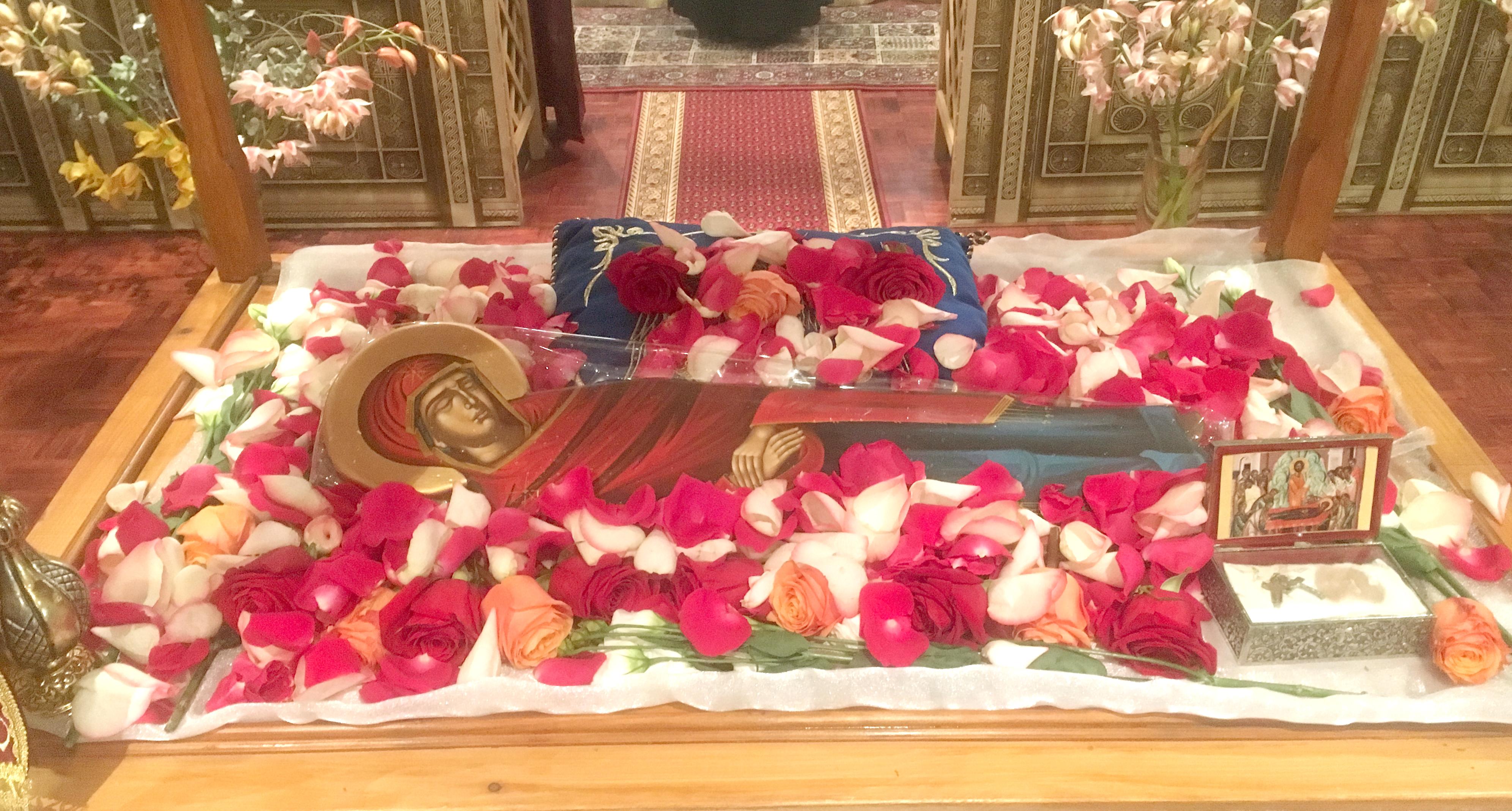 St Savvas-Panagias Tomb