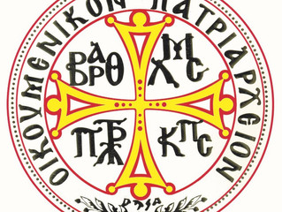 ANNOUNCEMENT OF THE HOLY SYNOD OF THE ECUMENICAL PATRIARCHATE