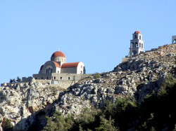 St Savvas of Kalymnos-church
