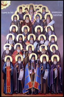 St Savvas of Kalymnos- kolyvades
