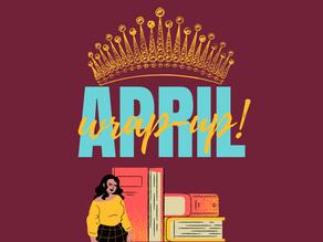 April Bookish Wrap-Up!