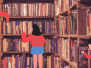 5 Bookish things I do that are probably not normal