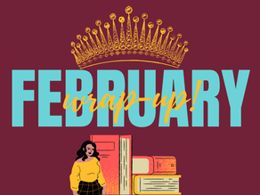Monthly Bookish Updates