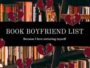 Bookish Boyfriend list