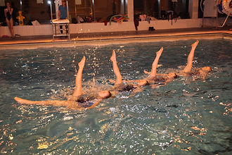 Dacorum Synchronised Swimming Club