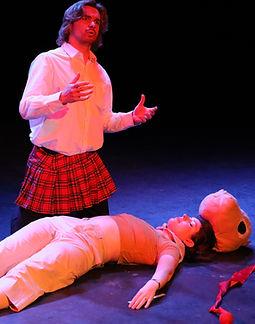 Robin Horgan (Macbeth, The Perfect Opera