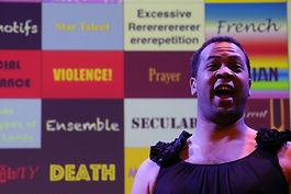 Samuel Dewese (Lady Macbeth, The Perfect