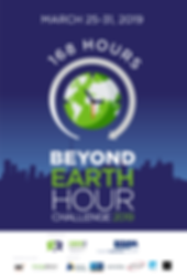 Beyond Earth Hour 2019 Poster