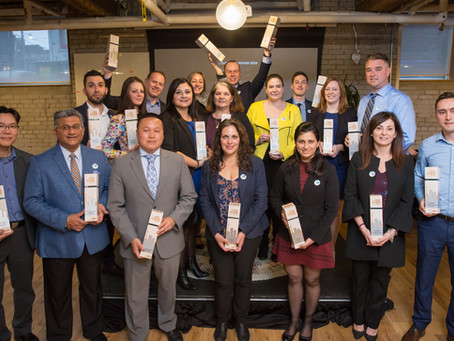 race2reduce celebrates first annual CREST awards!