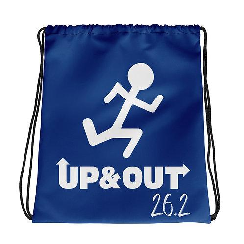 UP&OUT 26.2 Drawstring Bag