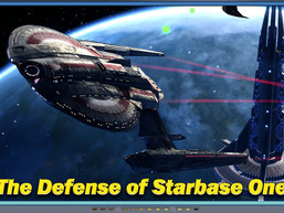 The Defense of Starbase One - Diário do Capitão S06EP129