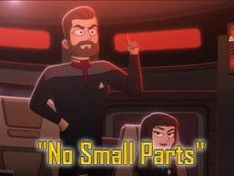 "Status Report: Star Trek: Lower Decks, ""No Small Parts"""