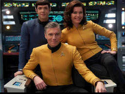 Alex Kurtzman e Star Trek: Strange New Worlds - CapitãoCast #14