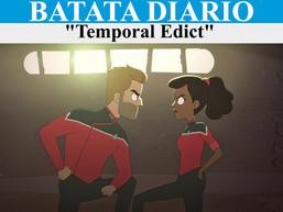 """""""Temporal Edict"""" - Batata Diário Ep60"""