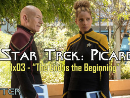 """""""The End is the Beginning"""" Star Trek: Picard - AFTER EP15"""