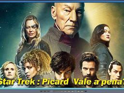 Star Trek: Picard - Vale a pena? - Diário do Capitão S06EP124