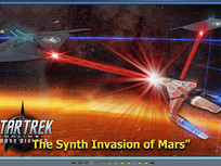 """""""The Synth Invasion of Mars"""" - Diário do Capitão S06EP1148"""
