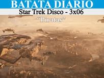 """""""Piratas"""" - Star Trek Disco 03 - Batata Diário Ep72"""