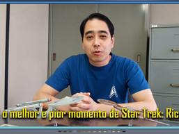 Qual o melhor e pior momento de Star Trek: Ricardo Nakayama - Diário do Capitão S06EP13