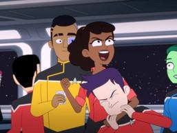 "Status Report: 'Star Trek: Lower Decks, ""Second Contact"""