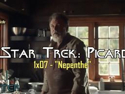 """Nepenthe"" episódio Star Trek: Picard - AFTER EP19"