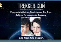 Representatividade e o Pioneirismo de Star Trek - Diário do Capitão S06EP145