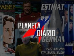 Planeta Diário: Seven Of Nine, William Shatner, Destination adiada e DC FanDome  - (20.08.2020)