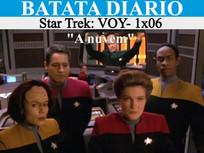 """A Nuvem"" Star Trek: VOY - Batata Diário Ep91"
