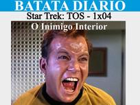 """""""O Inimigo Interior"""" TOS - Batata Diário Ep94"""
