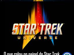 O que rolou no painel do Star Trek Universe na Comic Con @home - CapitãoCast #24