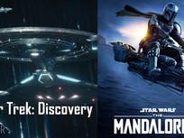 "ST Discovery - 3x06 - ""Pitaras"" / The Mandalorian - (After)Trekkers na Madrugada (21/11)"