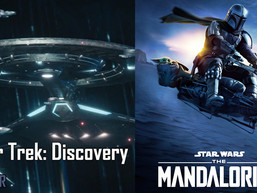 "ST Discovery - 3x06 - ""Pitaras"" / The Mandalorian - (After)Trekkers na Madrugada (21/11)"