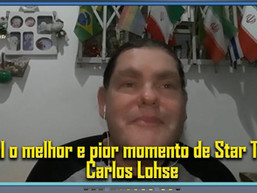 Qual o melhor e pior momento de Star Trek: Carlos Lohse - Diário do Capitão S06EP1147