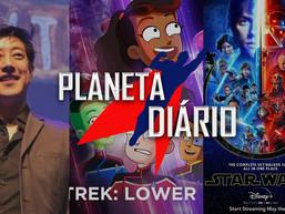 Grant Imahara, de 'MythBusters', morre aos 49 anos, Star Wars e Star Trek: Lower Decks(16.07.2020)