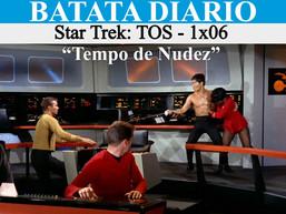 """""""Tempo de Nudez"""" TOS - Batata Diário Ep88"""