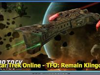 Star Trek Onlin - TFO: Remain Klingon - Diário do Capitão S07EP158