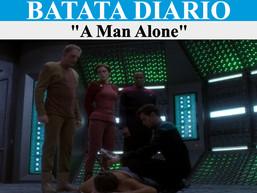 """""""A Man Alone"""" - Batata Diário Ep56"""