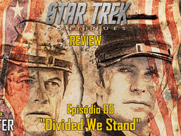 """Star Trek Continues E05 """"Divided We Stand"""" - Review - AFTER 58"""