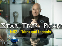 """""""Maps and Legends"""" Star Trek: Picard - AFTER EP14"""