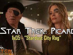 """Stardust City Rag"" Star Trek: Picard - AFTER EP17"
