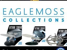 Coleções Eaglemoss - Miniaturas (Star Trek)  - CapitãoCast #25
