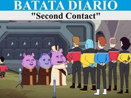 """""""Second Contact"""" - Batata Diário Ep58"""