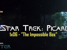 """""""The Impossible Box"""" Star Trek: Picard - AFTER EP18"""
