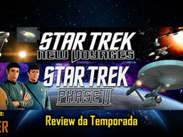 Star Trek New Voyages: Review da Temporada AFTER 50