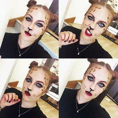 Cat Makeup - CHARLEY PAYNE MUA
